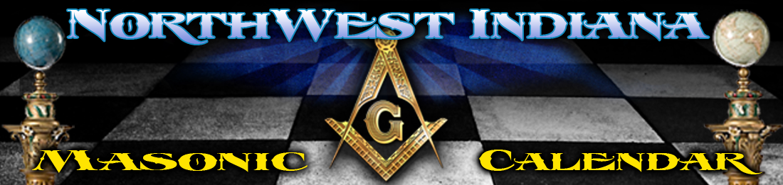 North West Indiana Masonic Lodges Logo