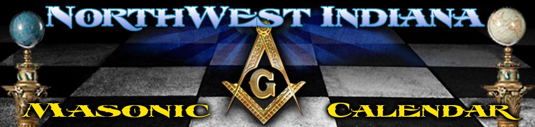North West Indiana Masonic Lodges Logo